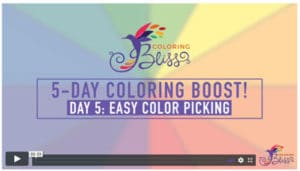Day 5: Easy Color Picking