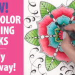 Watercolor Book Giveaway