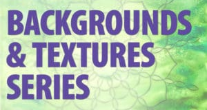 Coloring Backgrounds & Textures Series
