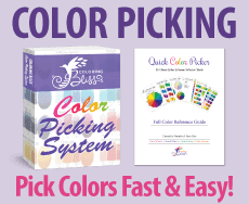Pick Colors Fast and Easy