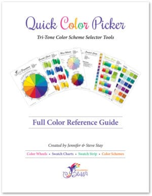 Quick Color Picker Printed Book