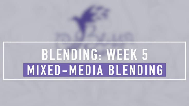 Mixed-Media Blending