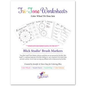 Blick Studio Brush Markers