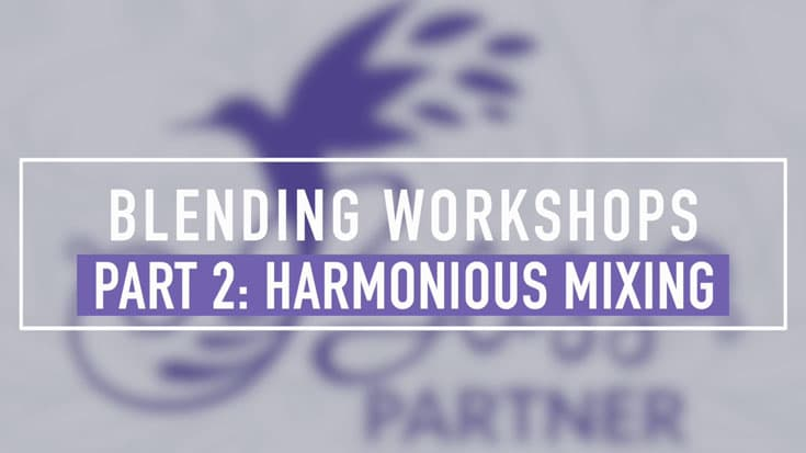 Blending Part 2 Harmonious Mixing