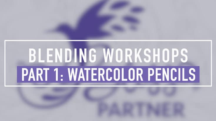 Watercolor Pencils Workshop Part 1