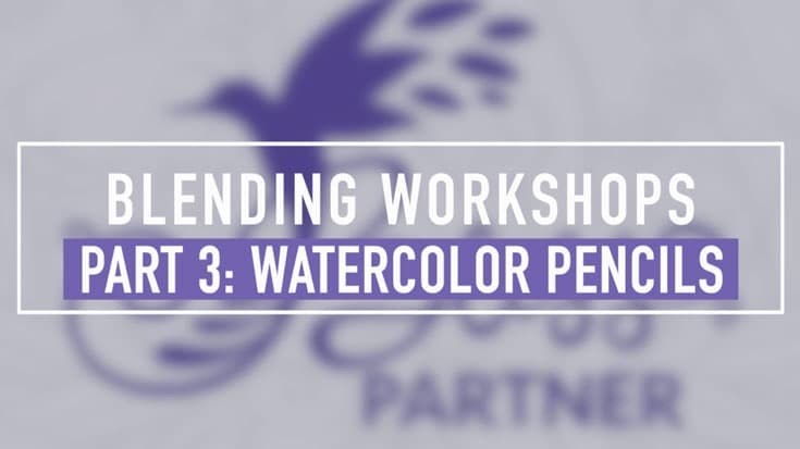 Watercolor Pencils Workshop Part 3