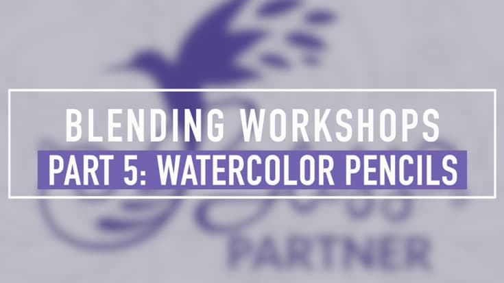 Watercolor Pencils Workshop Part 5