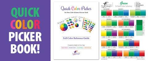 Quick Color Picker Book Banner