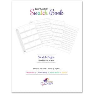 Build a Custom Swatch Book