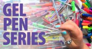 Gel Pen Workshop Series