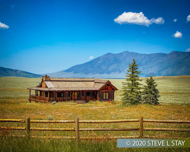 Idaho Cabin and Ranch