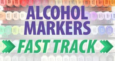 Alcohol Markers - Fast Track Workshop