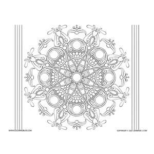 Wall Mandala