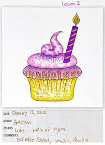 Lesson 2 Cupcake