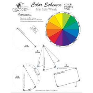 Mini Wheels Color Picking Tool