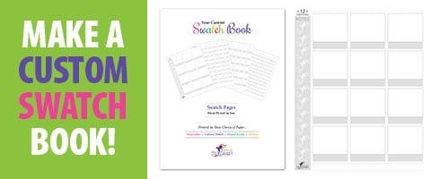 Custom Swatch Books