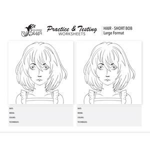 Skin and Hair Practice Worksheet