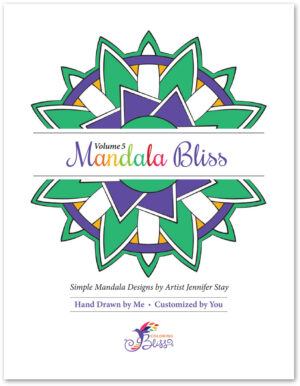 Mandala Bliss Volume 5 Cover