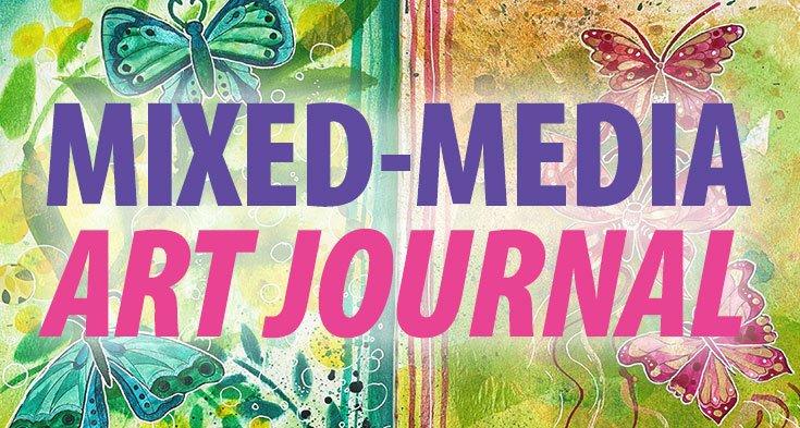 Mixed-Media Art Journaling