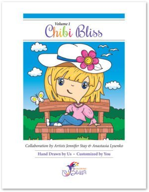 Chibi Bliss Volume 1 Cover Page
