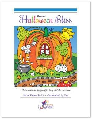 Halloween Bliss Volume 1
