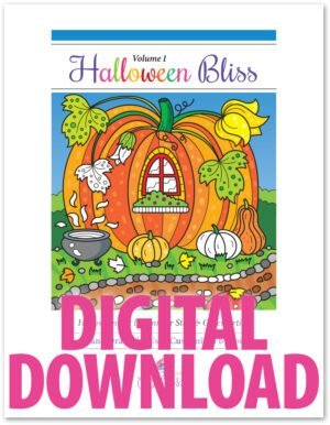 Halloween Bliss Volume 1 Digital Version