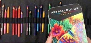 Prismacolor 24 Set in a Niji Roll